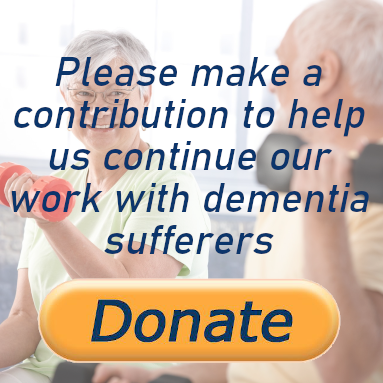 Please make a Donation to the Dementia forum
